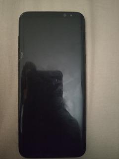 Galaxy S8 Edge Tela Quebrada