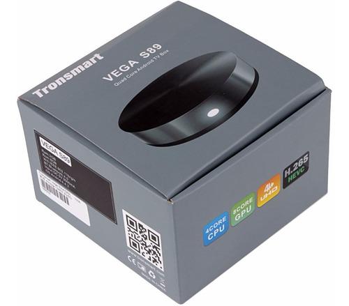 Tv Box Tronsmart Vega S89 Elite Android Tv Tv A Smart Tv