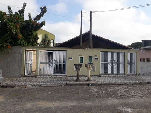 Imagem 1 de 13 de Ref-874 Casa Lado Praia Com 2 Quartos,1 Suíte, 2 Vagas