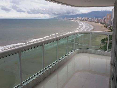 Imagem 1 de 15 de Predio De Alto Padrao , Com Lazer Completo ,frente Ao Mar - Sil64