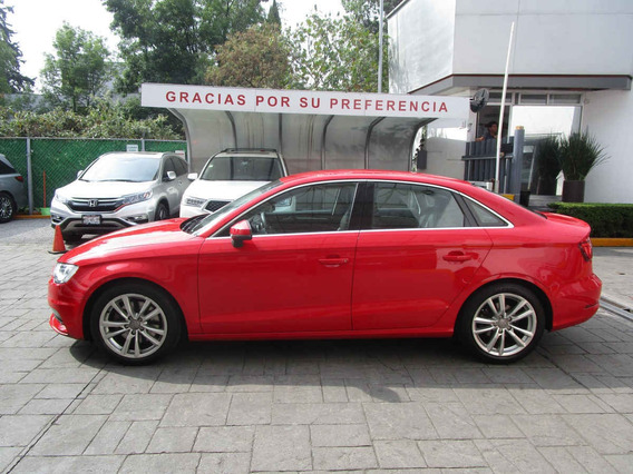Audi A3 2014 A3 Attraction Plus 1.8