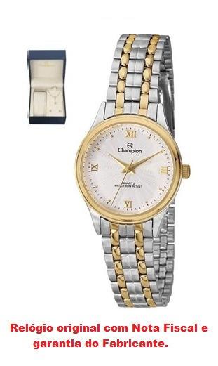 Relógio De Pulso Feminino Champion Ch29950c