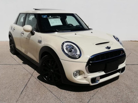 Mini Cooper S Hot Chili 2017