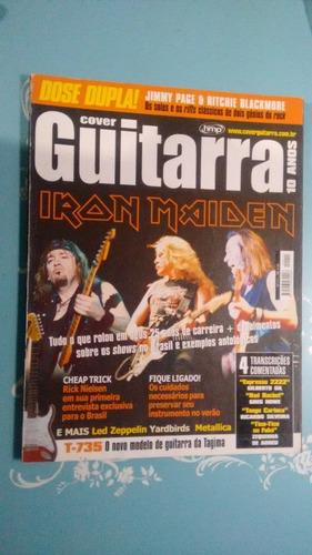 Iron Maiden (lote De 5 Edições) + 2 Posteres. Donzela. Bruce