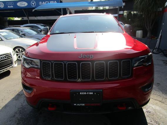 Jeep Grand Cherokee Trail Hawk 5.7 L 2018