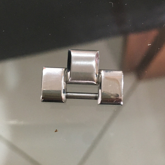 Elo Link Breitling Referência 878a-0999 100% Original 18mm