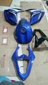 Tanque De Combustível Azul R1 Ano 2008