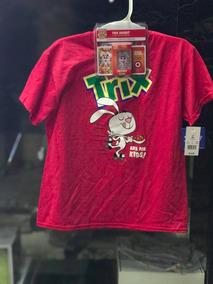 Trix Rabbit Funko Pocket Con Playera