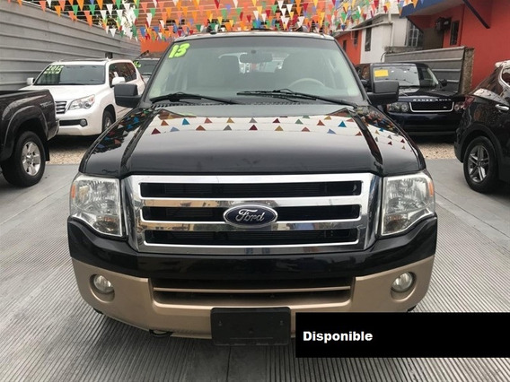 Ford Expedition 13 Negro