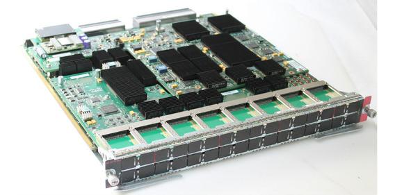 Módulo Cisco Ws-x6716-10ge 16 Portas 10gb