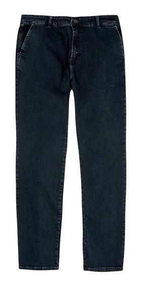 Calça Jeans Masculina Slim Com Bolso Faca Hering