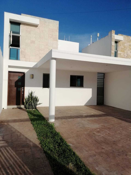 Casa En Venta En Mérida, Yucatán. Con Excelente Ubicación