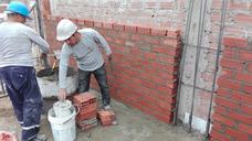 Construcción De Viviendas Material Noble