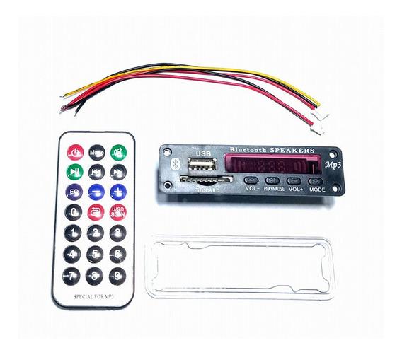Módulo Bluetooth Para Som Antigo Tq-d096bt