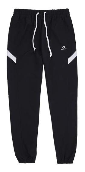 Pantalon Converse Pantalon Converse Woven Warm-up Black - 10