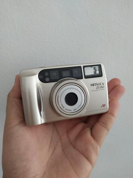 Câmera Fotográfica Analógica Mitsuca Z115d
