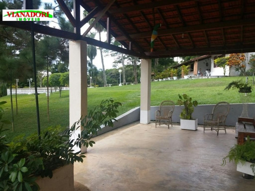 Imagem 1 de 24 de Chácara Residencial À Venda, Chácara Boa Vista, Santa Isabel. - Ch0015