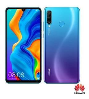 Huawei P30 Lite Peacock Blue 6,15 128gb 24mp - Mar-lx3a