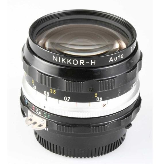 Objetiva Nikon Ai 28mm F3.5
