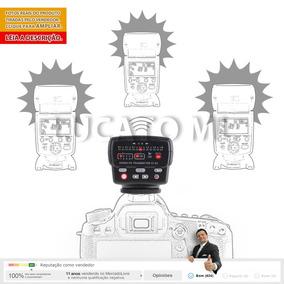 Radio Transmissor Ste2 (ir) P/ Flash Yongnuo Canon Ex Ii Ap