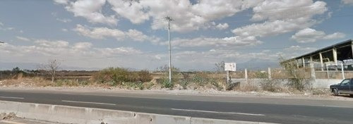 Terreno En Carretera Cuautla-izucar