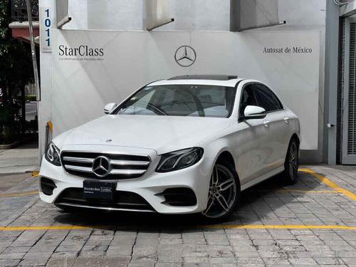 Imagen 1 de 15 de Mercedes-benz Clase E 2019 4p E 250 Avantgarde L4/2.0/t Aut