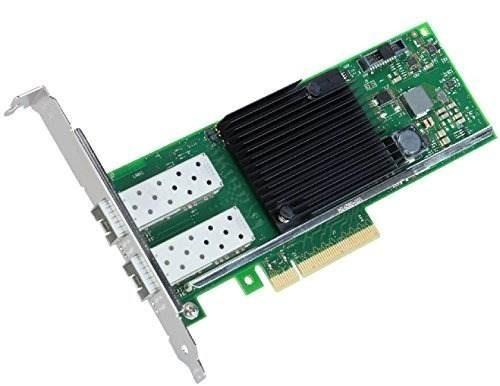 Network Adapter Card w// SFP Dell 942V6 Intel X520-DA2 Dual Port 10GB SFP