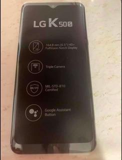 Celular LG K50s Ai