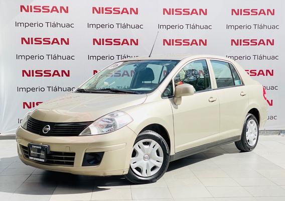 Tiida Sense Automatico Super Precio!!!!!por Nissan Tlahuac