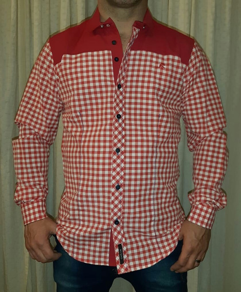Camisas No End Talle M
