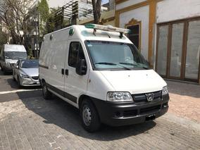 Ambulancia Boxer 2013 (utim) Peugeot Boxer Mh 350 Impecable