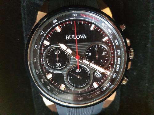 Relógio Bulova - Modelo Marine Star - 98b311 - 40 Mm Lindo