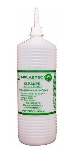 Solução De Limpeza Cleaner 1litro Implastec