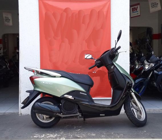 Honda Lead 110 Verde 2012