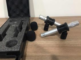 Microfone Samson C02 Coral (par)