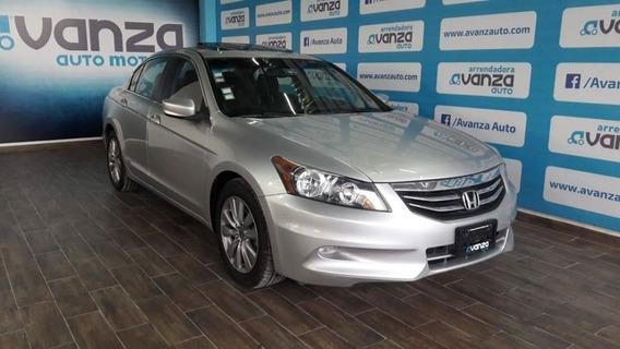 Honda Accord 2012 2.4 L4 Ex Sedan Piel At