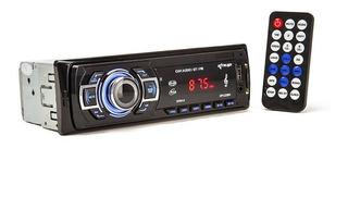 Auto Som Radio Automotivo Bluetooth Carro Mp3 Player Usb Sd