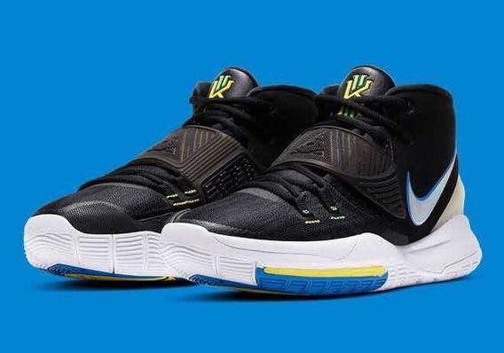 Nike Kyrie 6 Vi Glows In The Dark 30 Mex Lebron Jordan Nba