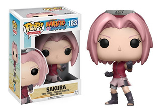 Funko Pop Sakura #183 De Naruto Jugueterialeon