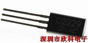 Transistor Original Novo 2sc2229 C2229 To-92l C2229 Y 5.g Un