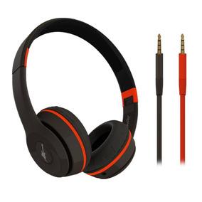 Fone Headphone Rock In Rio Rock Street Dobrável - Laranja