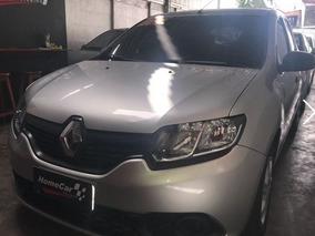 Renault Sandero 1.0 16v Authentique Hi-flex 5p