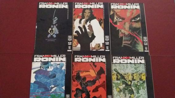 Hq 21 Edições Luxo Ronin Elektra Marvel Dc Comic