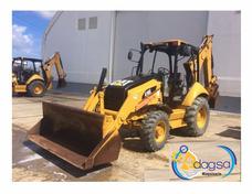 Retroexcavadora Caterpillar 416 4x4 E Año 2012