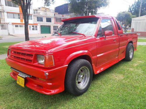 Mazda B2000 Pico Platon 4x2 Gasolina