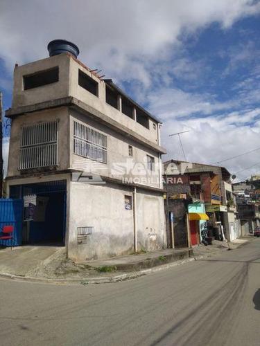 Imagem 1 de 7 de Venda Sobrado 3 Dormitórios Parque São Miguel Guarulhos R$ 180.000,00 - 33328v