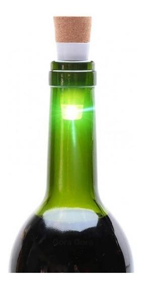 Tapon Corcho Botella Luz Led Recargable Cerveza Luz De Noche - Lanzarote Regalos