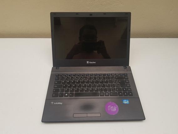 Notebook Itautec Infoway N8510
