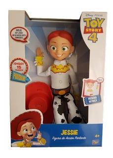 Muñeca Jessie Toy Story Original 15 Frases Disney No Envío