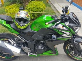 Excelente Oferta Kawasaki Z250... Verde Ganga!! 3133981156
